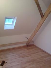 Bodenbelag, Dachgeschossausbau, Bodenaushub